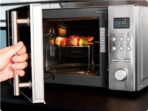 los mejores microondas con grill