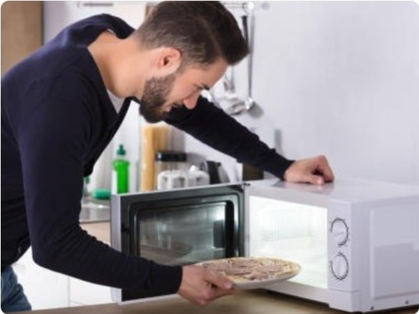 los mejores microondas sin grill