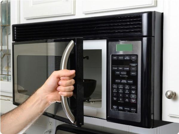como usar horno microondas