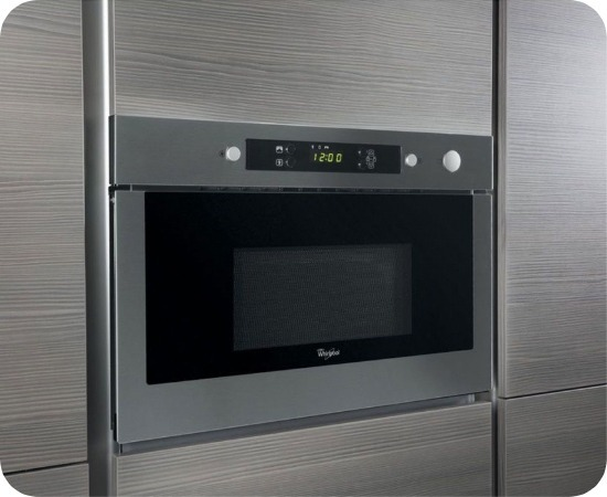 mejores microondas integrables whirlpool